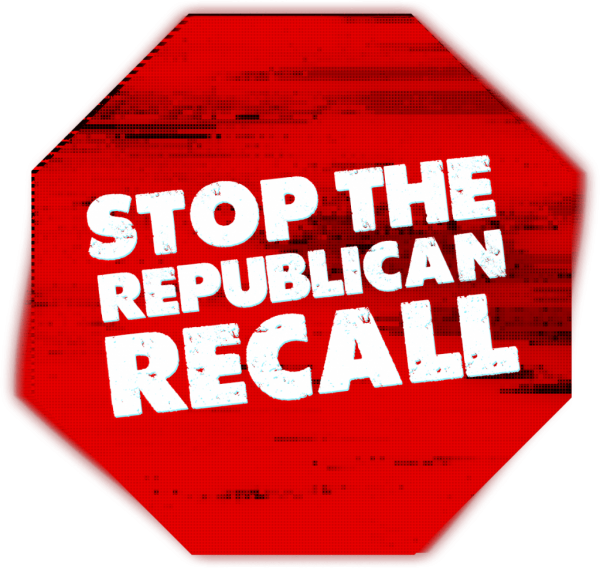 Stop the Republican Recall