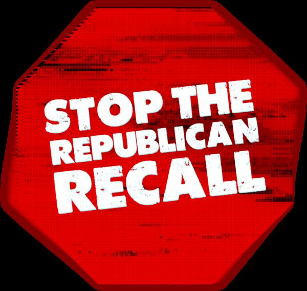 Stop the Republican Recall